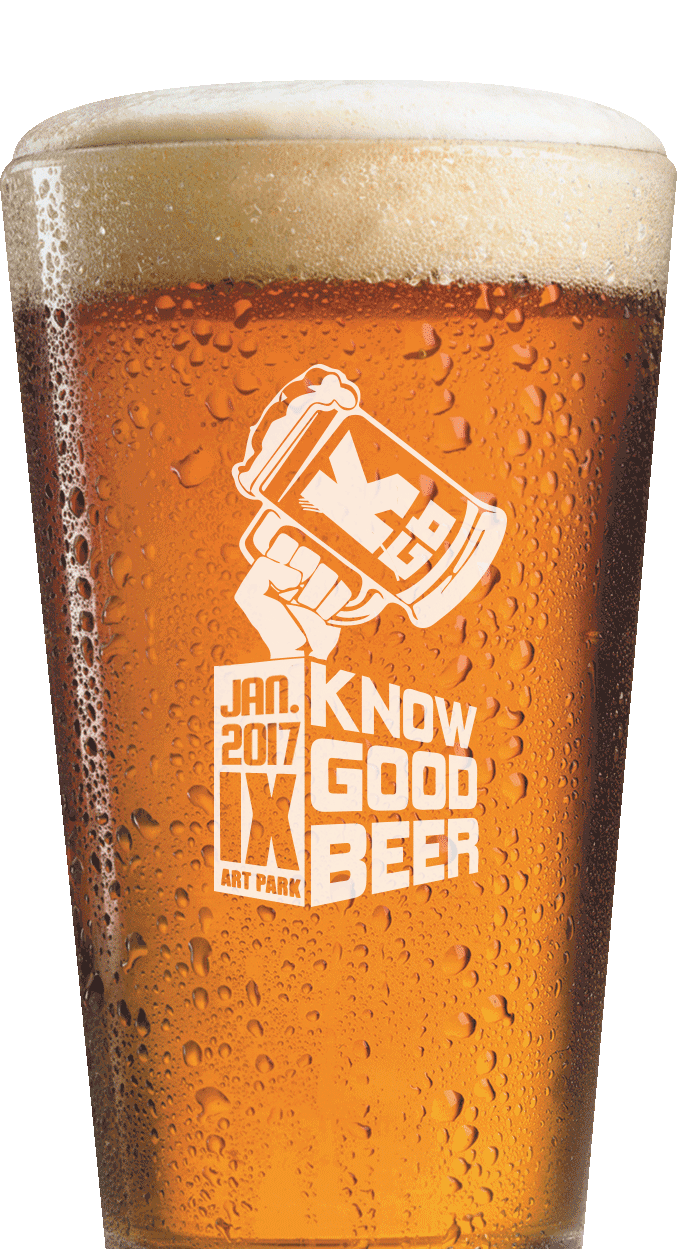 Know Good Beer Winter Fest- Charlottesville