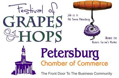 Grapes and Hops logo